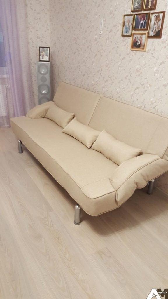 Перетяжка дивана фото 45