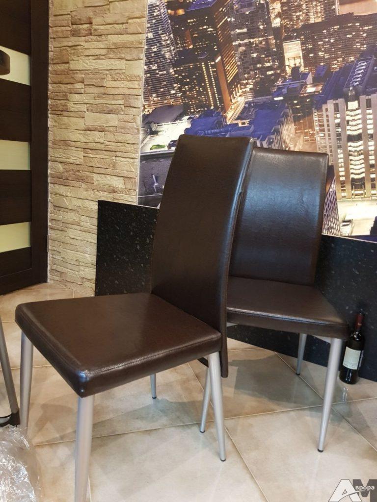 Перетяжка стульев фото 26