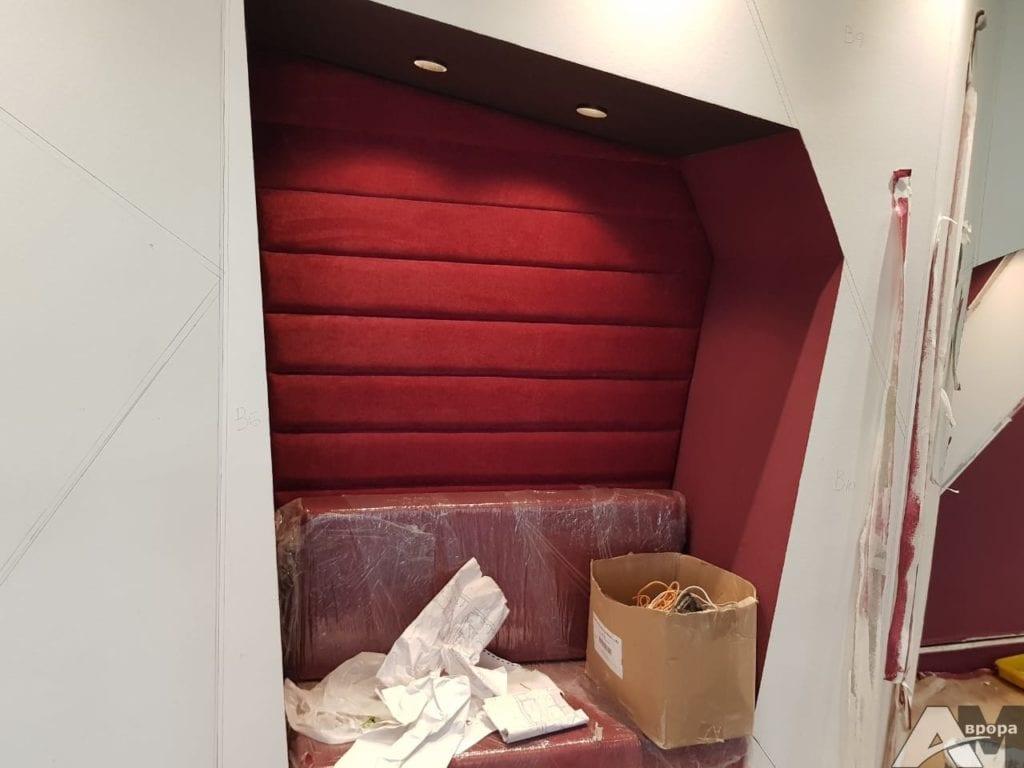 Мягкие стеновые панели фото 28