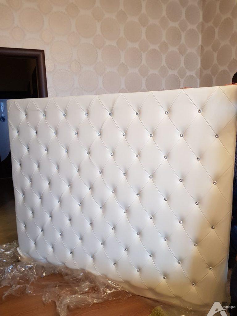 Мягкая стеновая панель фото18