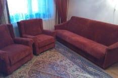 ремонт и перетяжка комплекта мебели