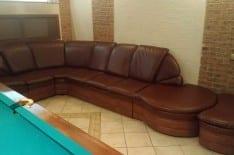 перетяжка большого дивана