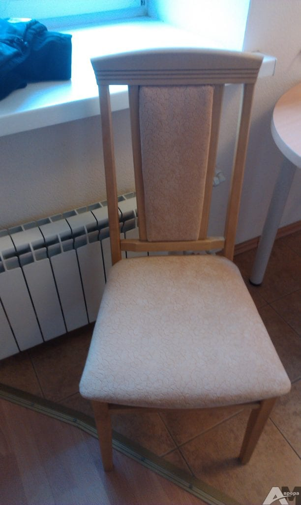 обивка стула фото 1