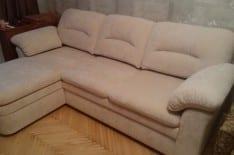 Обивка углового дивана фото 10
