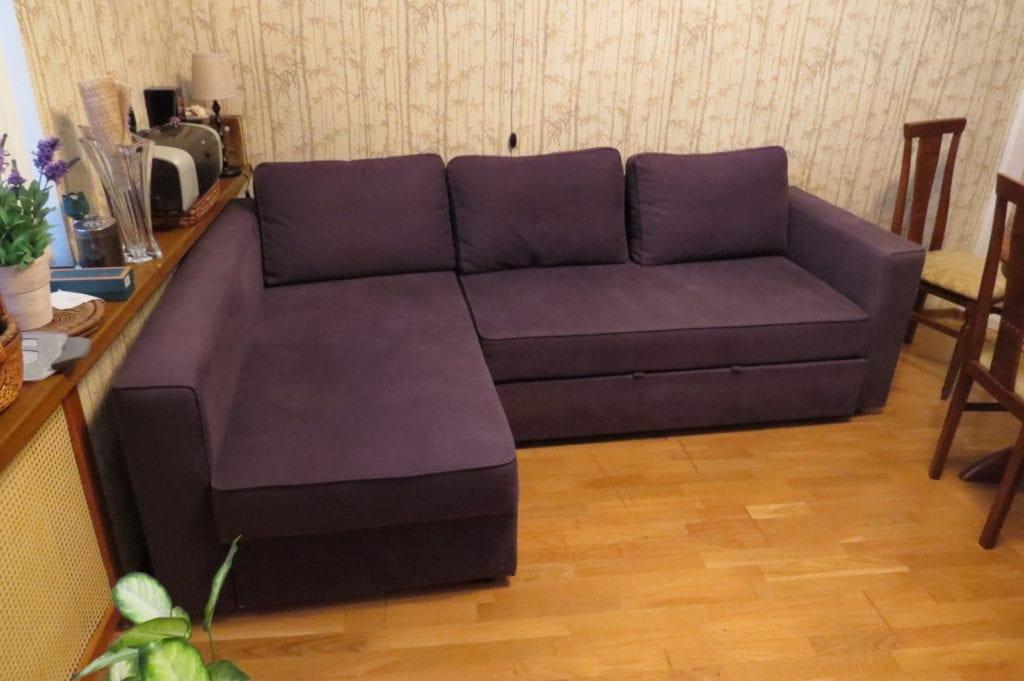 обивка углового дивана фото14