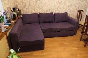 обивка углового дивана фото 4
