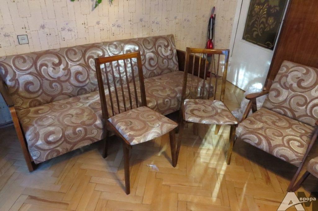 обивка комплекта мебели фото 3