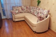 Угловой диван после ремонта фото3