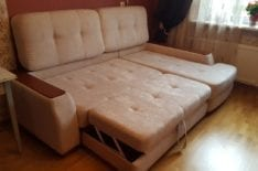 Перетяжка дивана 8 марта фото 4