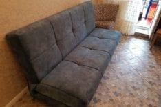Перетяжка дивана фото 73