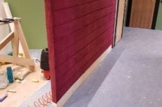 Мягкие стеновые панели фото 31