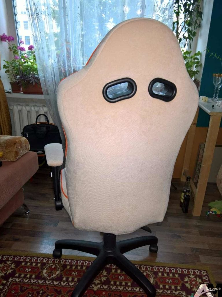 перетяжка компьютерного кресла фото 9