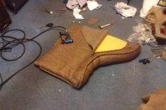 перетяжка элементов мебели