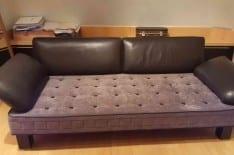 перетяжка дивана спб фото 5