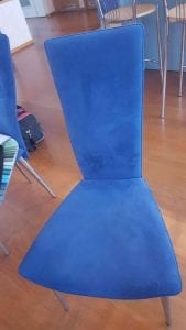 Обивка стульев спб