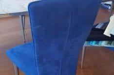 Обивка стула СПб