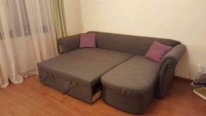 Ремонт углового дивана СПб