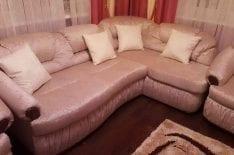 Перетяжка дивана и кресел фото 1