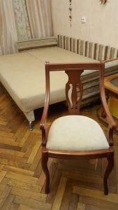 Обивка дивана и стула