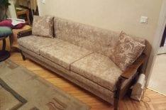 Недорогая обивка дивана фото 3