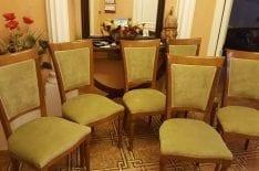 Обивка стульев фото 3