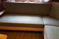 Изготовление подушек для дивана