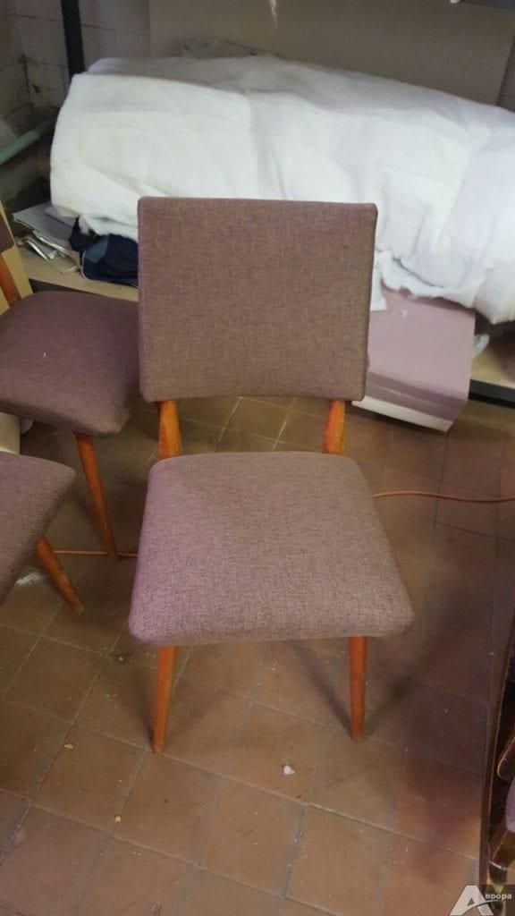 Недорогая перетяжка стула