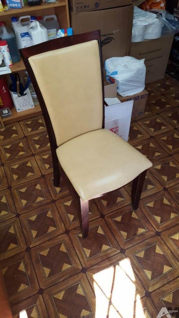 обивка стула фото4
