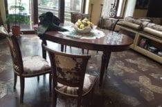 Обивка комплекта мебели фото 14