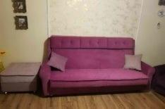 Перетяжка комплекта мягкой мебели фото 16