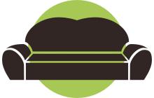 Перетяжка дивана лого