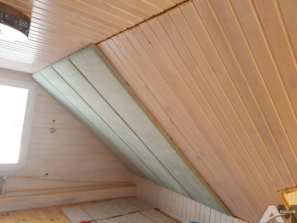 обивка потолка мягкими панелями фото 1