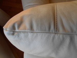 Перетяжка мебели кожей фото 1