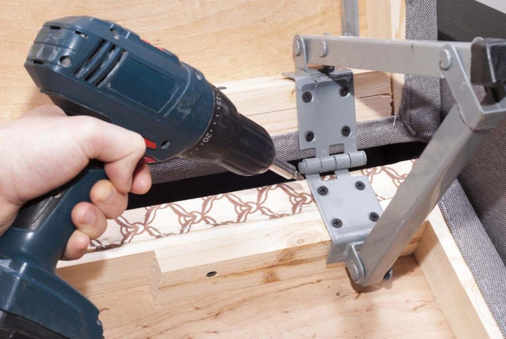 Замена мебельных механизмов